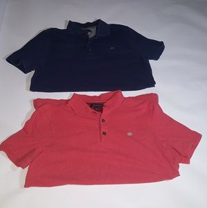 2 Lot of Banana Republic Polo Shirt